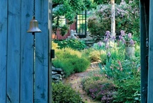 Secret Garden Dreams / Everygirl wishes she had a secret garden like these