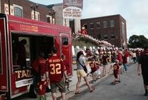 It's Game Day! / Because everyone knows Iowa State tailgating is the best.