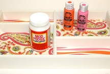 She's Crafty (DIY projects) / Crafts and projects I would like to tackle. / by Jenna Bouza Salinas