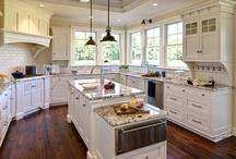 Kitchen Ideas / Kitchen Ideas - kitchen design - kitchen decor   / by Susan DeBow