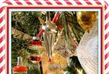 Holiday Decorating / Holiday and seasonal decor.  / by Susan DeBow