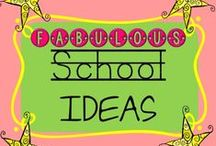 Fabulous School Ideas / Ideas to implement in Elementary Classroom
