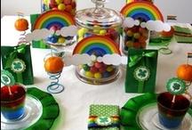 Luck o' the Irish (St. Paddy) / St. Patrick's day celebrations / by Jenna Bouza Salinas