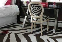 Wild Thing (Animal prints) / I LOVE zebra and cheetah prints! / by Jenna Bouza Salinas