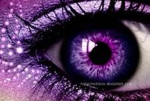 Color ~ Perfect Purples / What can I say?  I love purple! / by Kimberly Winters-Armstrong