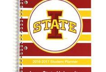 An I-State Office Space / For anyone who bleeds cardinal & gold.