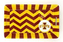 Cardinal & Gold / The world's best color combo.