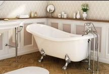 Bathroom Designs / by Whitcher Plumbing & Heating