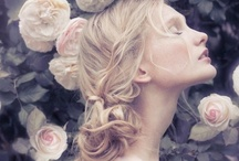 Make up and hair / by Nathalie Lewis