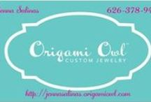 """Origami Owl- Jenna Salinas, Independent designer / I am an independent designer for Origami Owl. I can't wait to help you design your YOU-nique locket that tells your story. Contact me or shop http://jennasalinas.origamiowl.com. """"LIKE"""" my facebook page www.facebook.com/JennasUniquelyCharming / by Jenna Bouza Salinas"""