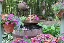 Out Door Ideas And Gardening / by Lorraine Packer