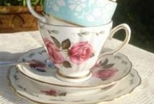 Anyone for a tea party ? / by Steffi  Kyranakis