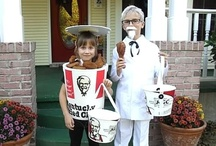 Dress You Up (costumes) / Some creative costume ideas for Halloween. / by Jenna Bouza Salinas