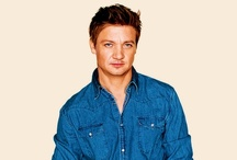Jeremy Renner / by Zoe Ward