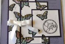 Tutorials / Free tutorials on how to make these projects. The link may take you to my old blog so go to my new site and type in what you're looking for as all the posts were transferred over. www.libbystampz.com All products Stampin' Up!.