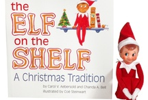 Naughty or Nice? (Elf on the shelf) / Adorable ideas for the mischievious elf. / by Jenna Bouza Salinas