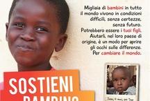 SAD vuol dire futuro! / La nuova campagna di CIFA per il sostegno a distanza. www.sostieniunbambino.it