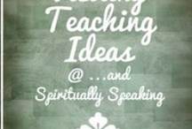 LDS: VISITING TEACHING / by Debbie Loveland