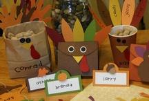 Gobble til you Wobble (Thanksgiving) / Thanksgiving and autumn ideas / by Jenna Bouza Salinas