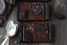 Food: Chocolate = happiness