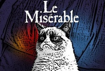 Grumpy Cat be grumpin' / by Erin Conner