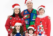Don we Now our Gay Apparel (UGLY Xmas sweater party / The tackiest wins! Too much fun! / by Jenna Bouza Salinas