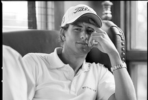 Ode to Adam Scott / A dream: I meet Adam, he likes me and makes me part of his life, the good and the bad.