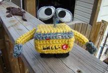 Amigurumi/Crochet / by Erin Conner