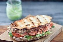 Food: Sandwiches & baguettes