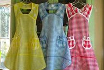 Aprons / by Kimberly Winters-Armstrong