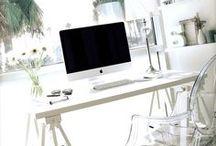 Lovely work room