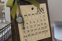 Crafts ~ Calendars / by Kimberly Winters-Armstrong