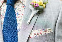 Wedding: The Boys / Style and ideas for the boys