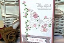 """For You / Cards that are """"For You""""; """"Just For You"""" etc. All products Stampin' Up!."""