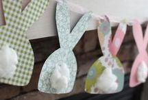 Easter / Some fun ideas for Easter decorations, egg hunts and more!
