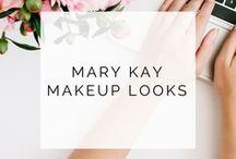 Mary Kay Makeup / We love makeup, and love Mary Kay makeup even more! Here are some great tips and MK Makeup ideas: