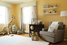 Nursery / nursery inspiration  / by Amanda Bertrand