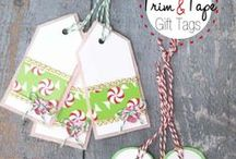 Christmas ~ Tags / by Kimberly Winters-Armstrong