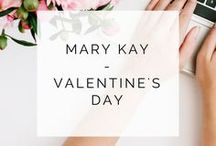 ♥Valentine's Day♥ / Images to help promote and sell Mary Kay products for Valentine's Day!