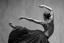 Ballet / Your body is a line that moves in space to a rhythm. / by Sandra Ramírez McKay