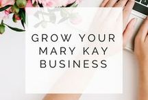 Grow Your Mary Kay Business / Helpful Business Information to Grow Your Mary Kay Business
