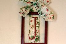 Christmas ~ Wall Decor / by Kimberly Winters-Armstrong