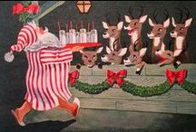 Christmas: illustrations