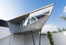 Arquitetura e interiores / Uma viagem pela arquitetura e interiores no Brasil e no mundo.