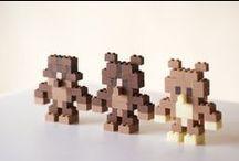 Para os Fãs de LEGO / Quando criança, essas peças de plástico eram pura diversão. Hoje, fontes de inspiração, elas vão ganhando novos usos. Confira nossas dicas de inspiração que podem ser usadas na decoração e, acreditem, até para comer!