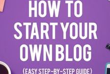 All About Blogging / by Kimberly Winters-Armstrong