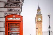 London with Amanda / January 16th-20th 2016