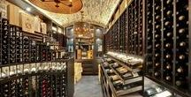 Custom Wine Cellars / There's been a surge in popularity and a growing number of wine enthusiasts. It's a luxury statement that many clients' are seeking.