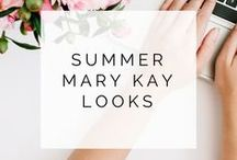 Summer Mary Kay Looks / Mary Kay Makeup looks for summer