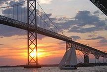 Chesapeake Sights / Unique places in and around the Chesapeake Bay. Get out and visit one of these sights today! / by Chesapeake Bay Program